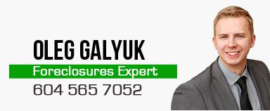 Vancouver Real Estate Agent Oleg Galyuk